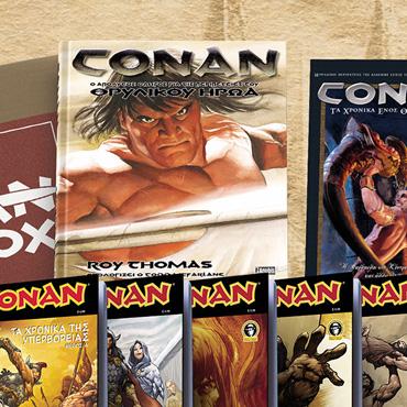 CONAN BOX