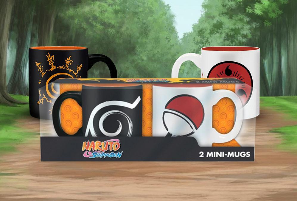 Naruto#1-EspressoMugs-Set